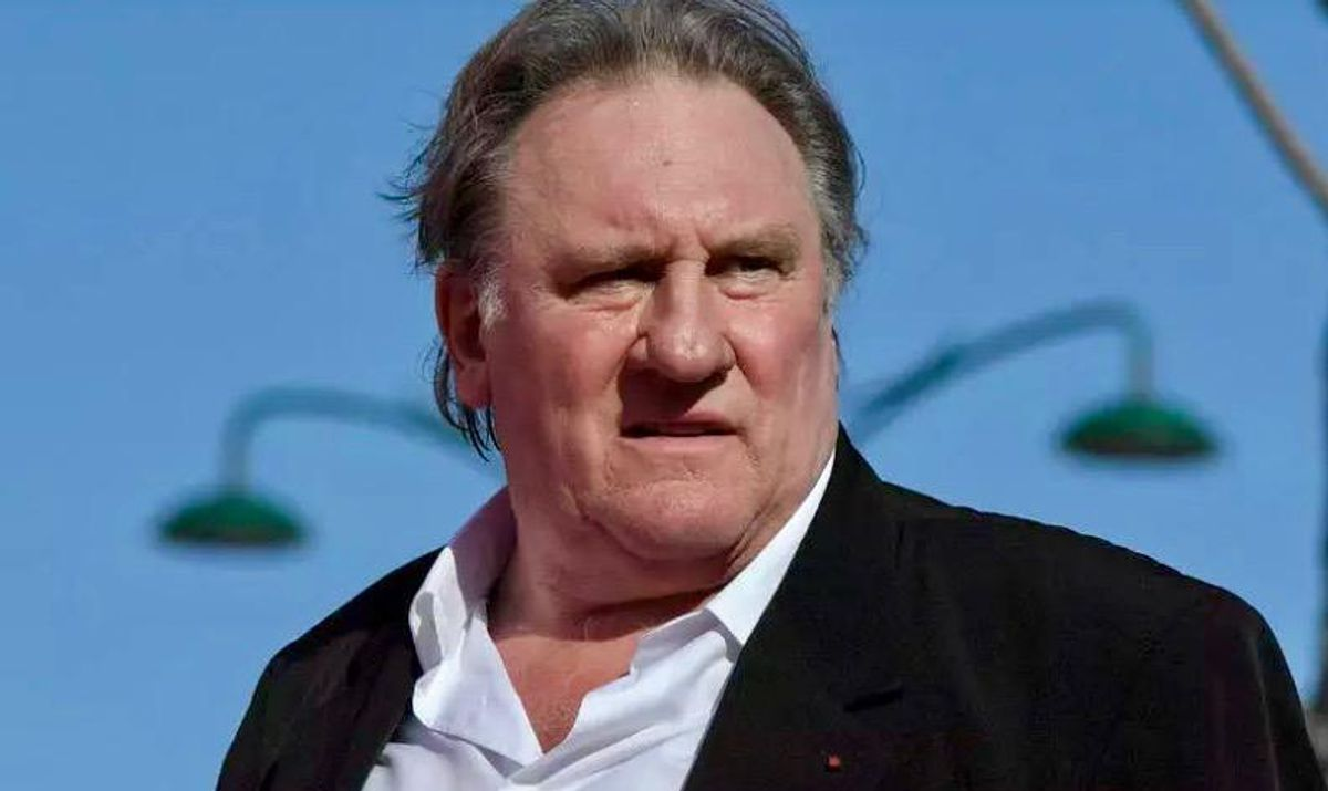 French film giant Gerard Depardieu maintains he's innocent after rape charge