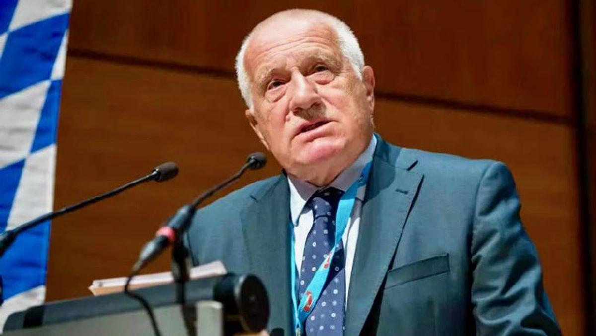 Coronavirus-skeptic former Czech president catches COVID