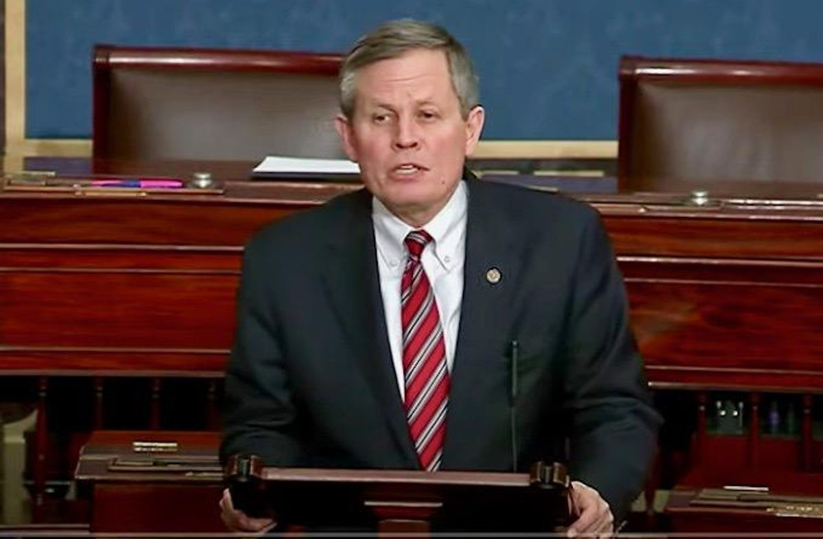 Republican mansplains the Great American Outdoors Act to Biden Interior Secretary nominee