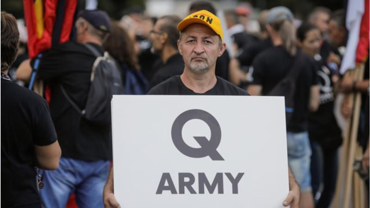 QAnon is a continuation of the long history of 'Satanic panics' in the US: report