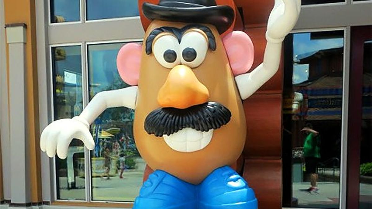 Furious conservatives lose their minds over gender-neutral Mr. Potato Head and demand Republicans secede