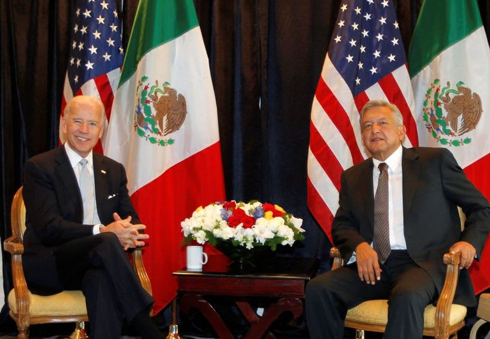 Mexico's president expected to ask Biden to share US vaccines: sources