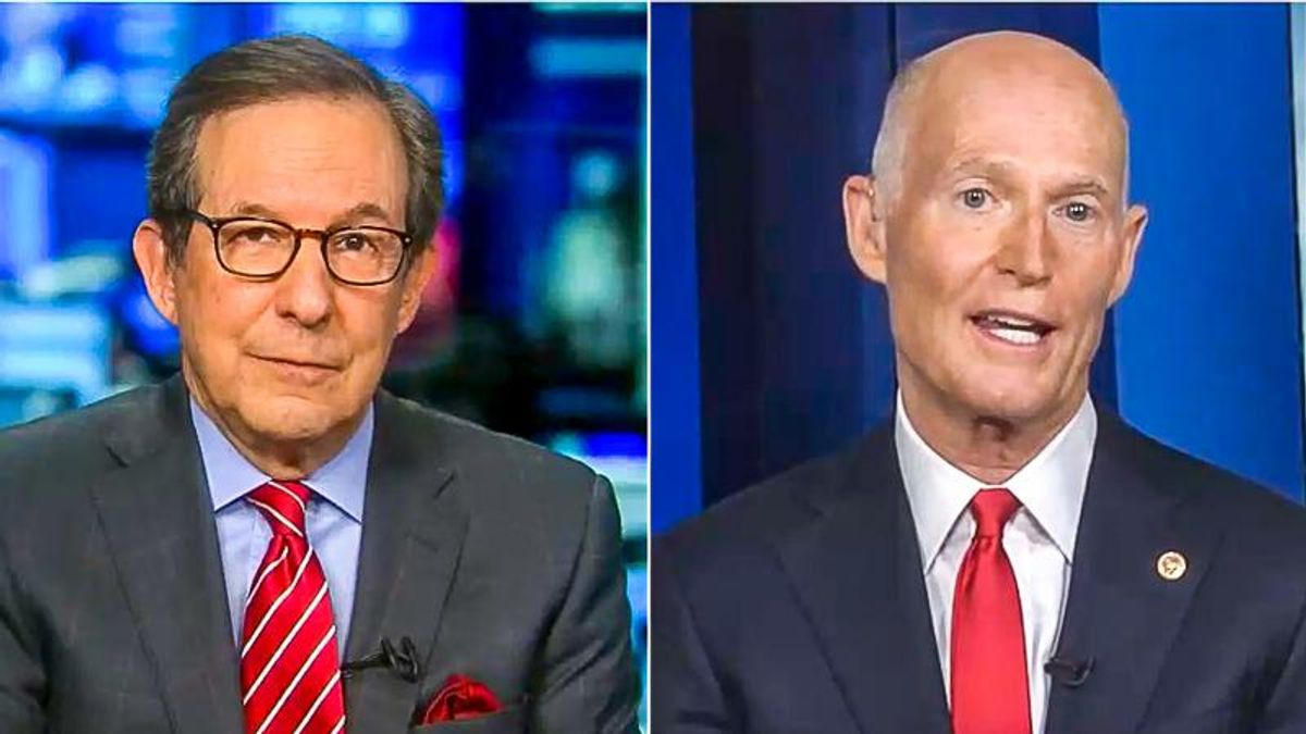 'Do we need to pay for bridges?' Rick Scott opposes infrastructure in COVID stimulus bill