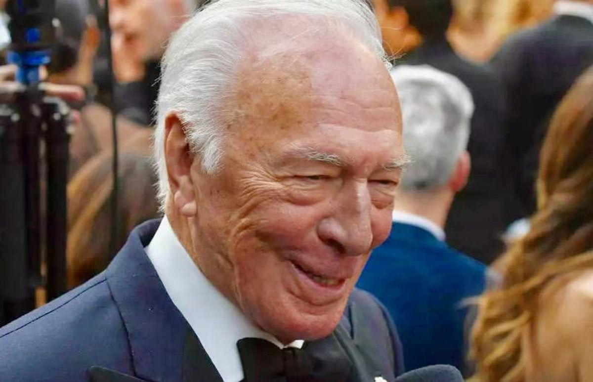 Oscar winner and 'Sound of Music' star, Christopher Plummer, dies at 91