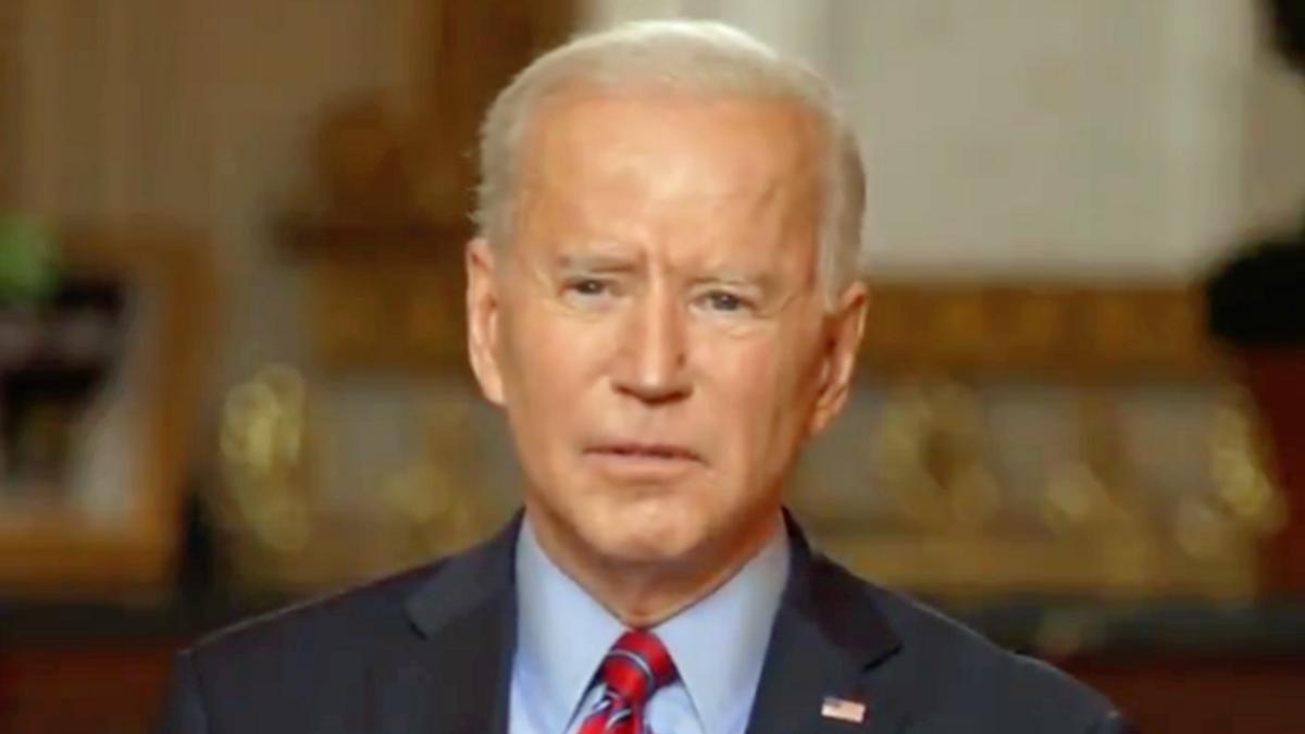 Biden says US will 'never' accept 'aggressive' Russia's Ukraine annexation