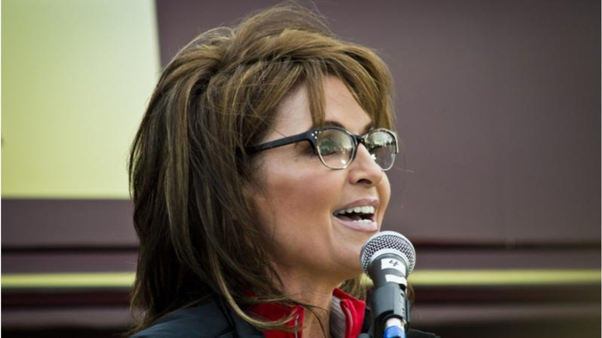 Here's why Trump will fade to obscurity -- just like Sarah Palin