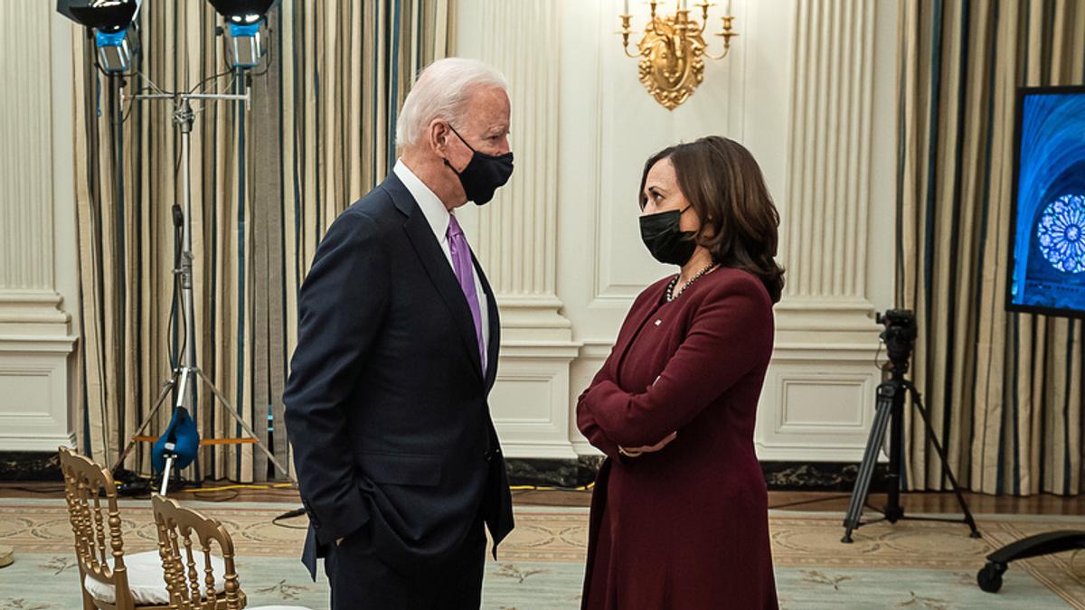 Joe Biden shocked by Trump's COVID failures