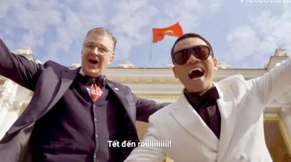 US ambassador raps Lunar New Year message to Vietnam
