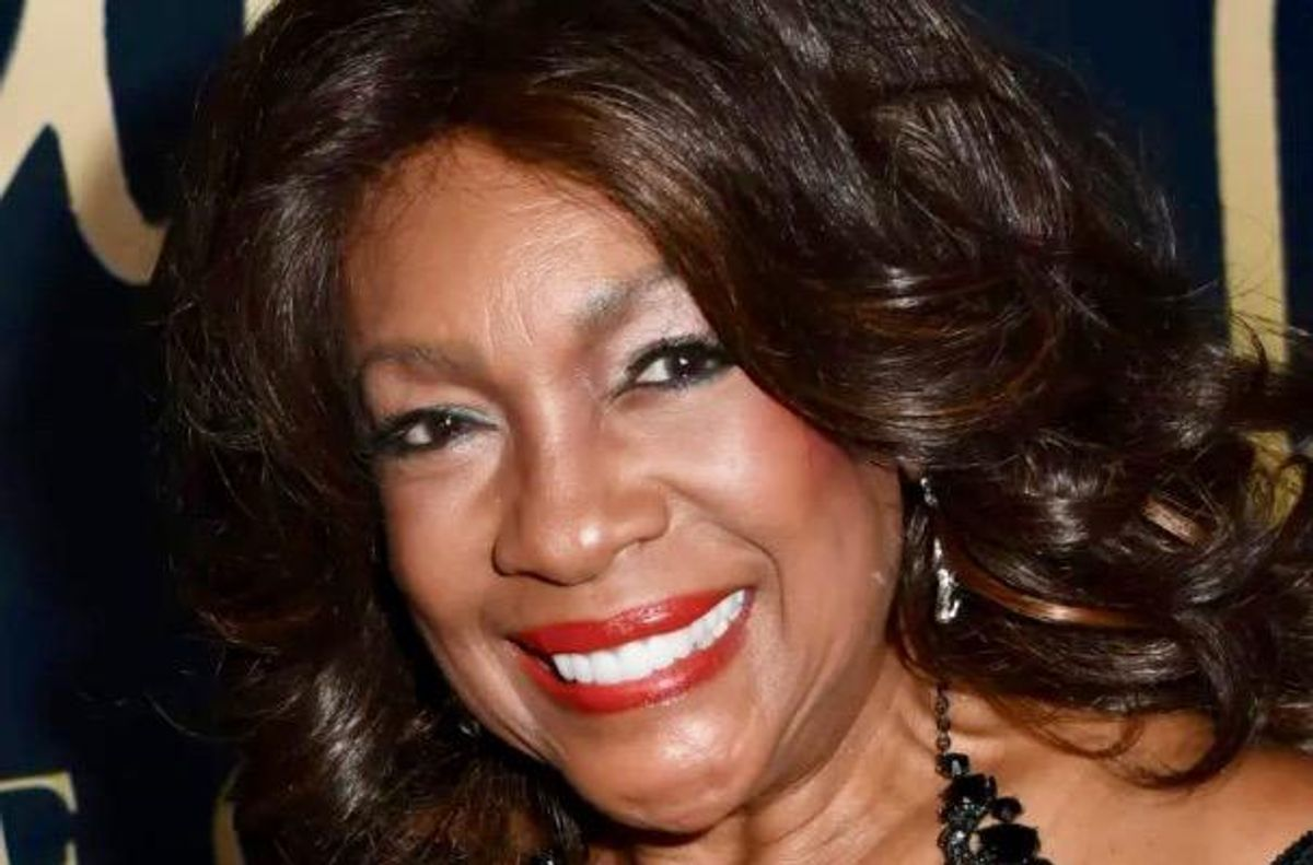 Supremes singer Mary Wilson dies aged 76