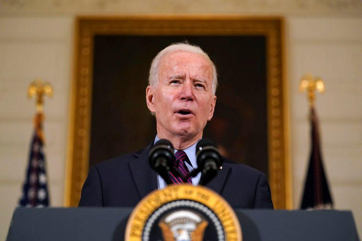 Biden calls on Congress to reform US gun laws