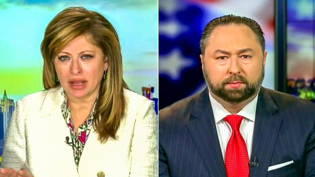 'We saw abuses in last election': Conspiracy theories return to Maria Bartiromo's show after massive lawsuit