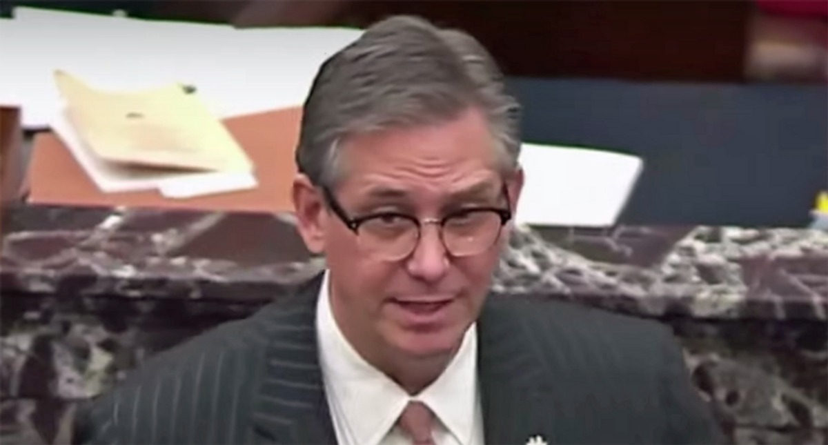 Battered Trump lawyer Bruce Castor claims his 'stupid' performance was on purpose: report