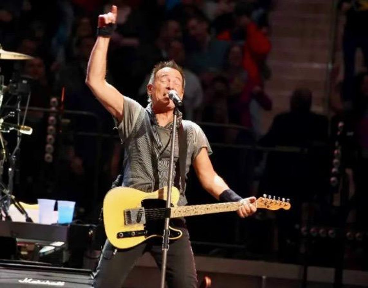 Bruce Springsteen arrested on intoxicated driving charge