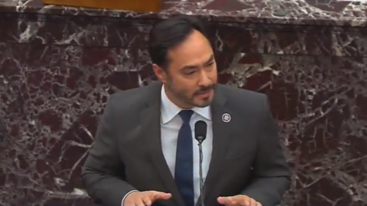 Rep. Joaquin Castro burns Trump to the ground with incriminating timeline of behavior in Capitol attack