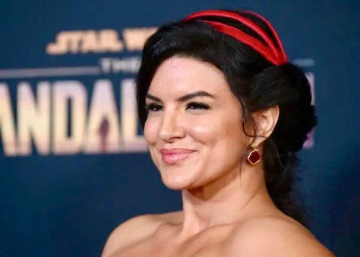 'Mandalorian' actress axed over divisive social media posts