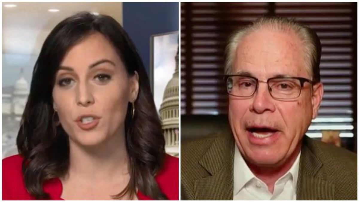 'Not true': MSNBC host refuses to let GOP senator off the hook after he attacks COVID relief bill