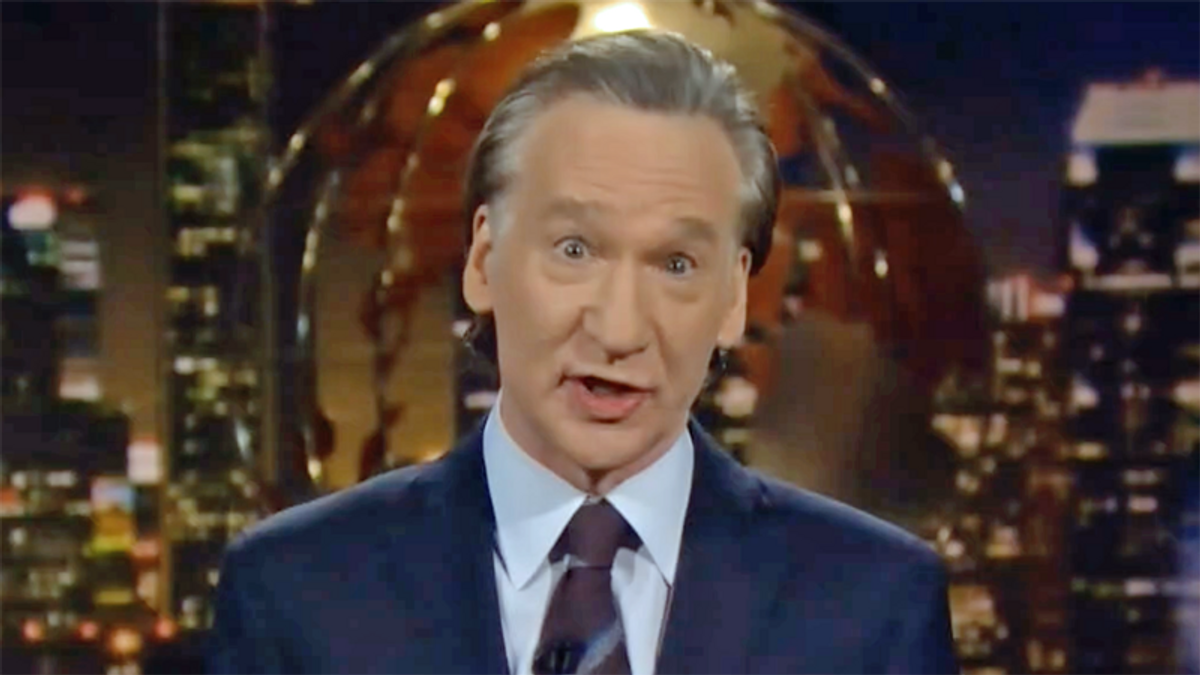 'Sad week for the Trump nuts': Bill Maher goes off on QAnon and the Proud Boys