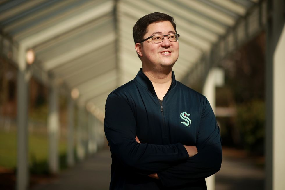 Meet Kraken head video analyst Tim Ohashi — the unheralded man who could help alter games and inform strategy