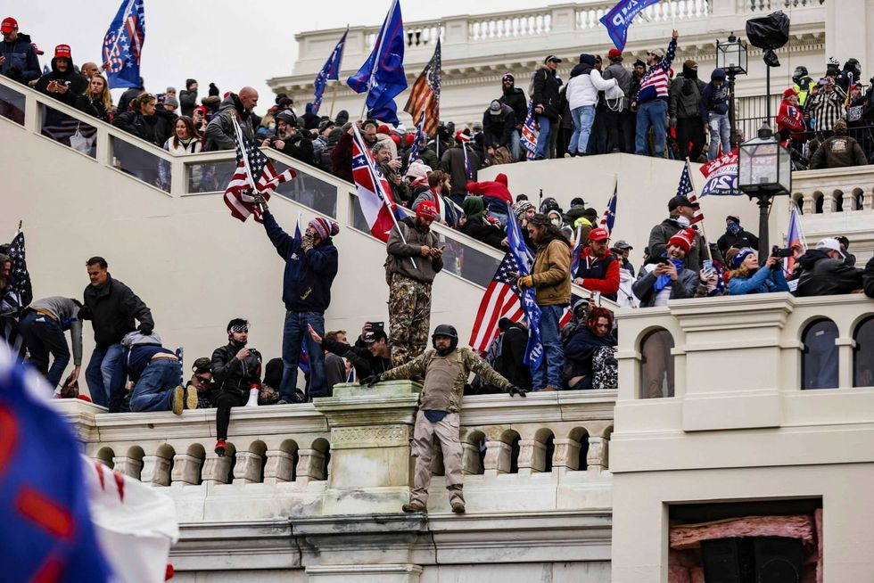Investigation finds communications between lawmakers, Capitol rioters