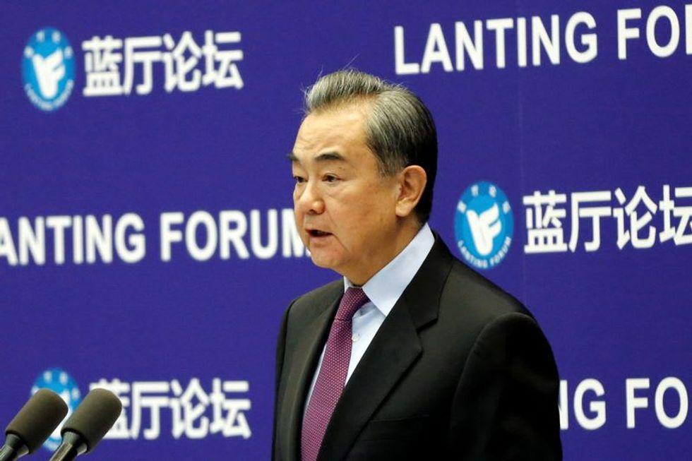 China's top diplomat says Hong Kong needs electoral reform for 'brighter future'