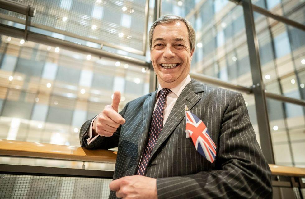 Brexit activist Nigel Farage withdraws from politics