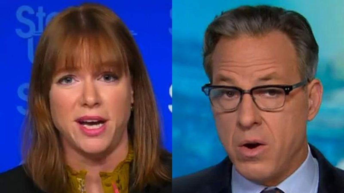 Clash erupts on CNN as Jake Tapper confronts White House official over Khashoggi's murderer