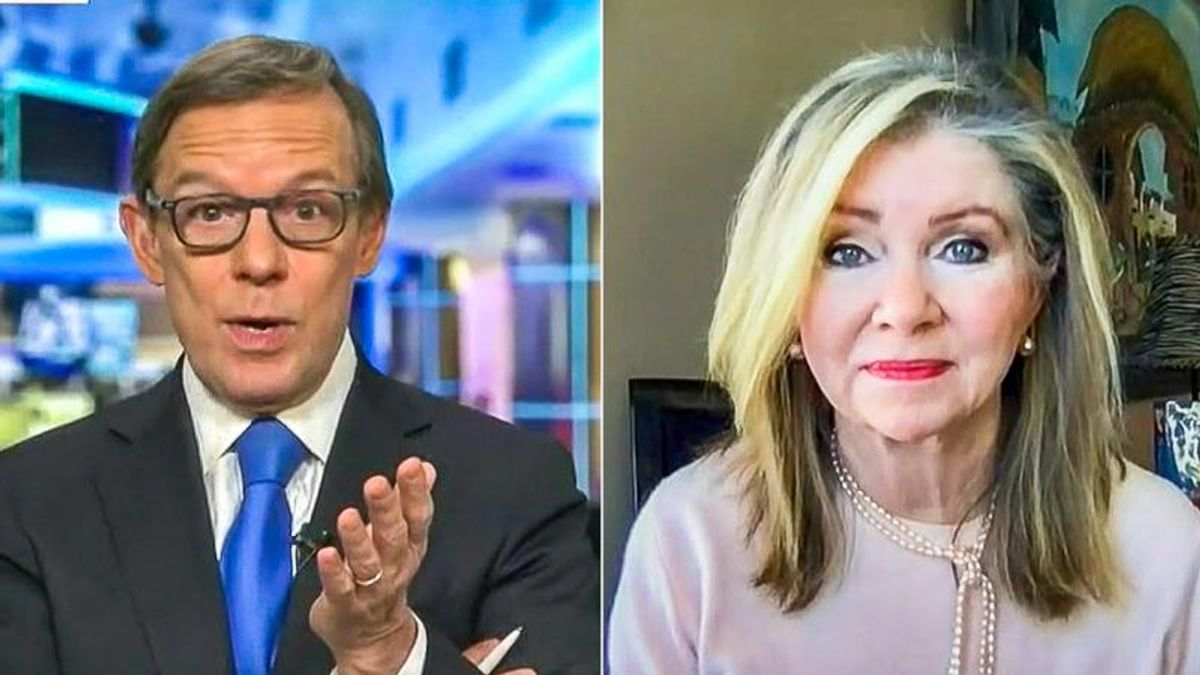 'Red states get a lot of money': Fox News host destroys Marsha Blackburn's 'blue state bailout' lie