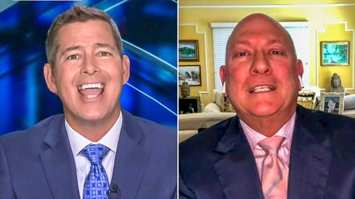 'We knew what Donald Trump was!' Sean Duffy shrugs off alleged rapes by Trump as 'engagements with women'