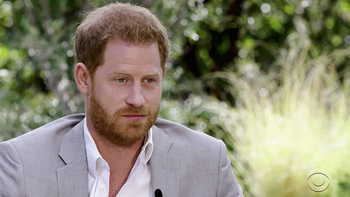 Prince Harry explains why he left royal life: 'I was desperate — we went to all the places to ask for help'