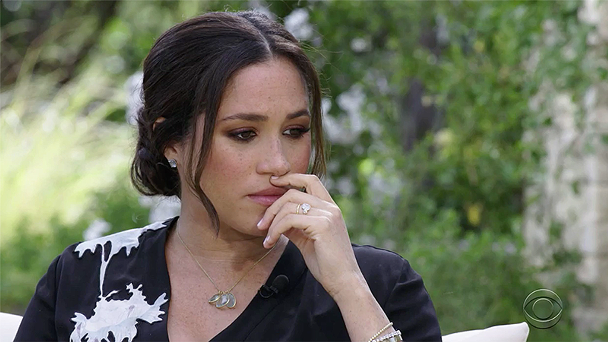 'I didn't want to be alive anymore': Duchess Meghan revealed Palace wouldn't allow her mental health help