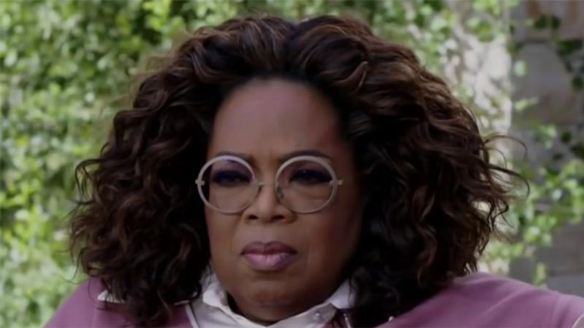 Oprah target of bonkers QAnon conspiracy theory after Meghan and Harry interview