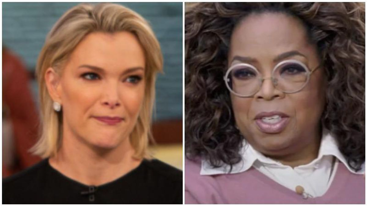 'Peak conservative stupidity': Megyn Kelly mocked for 'trying to school Oprah' over Meghan and Harry interview​