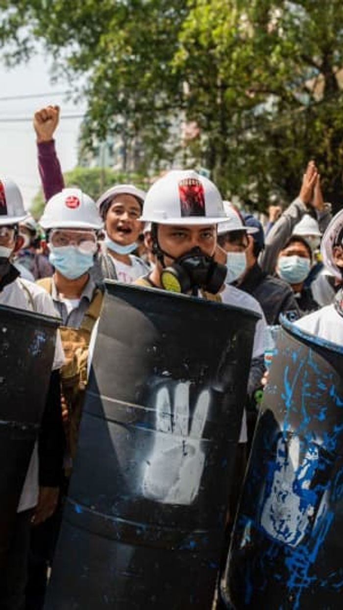 At least 18 dead in bloodiest day of Myanmar unrest so far, UN says Raw Story - World RSS Feed RAW STORY - WORLD RSS FEED : PHOTO / CONTENTS  FROM  RAWSTORY.COM #NEWS #EDUCRATSWEB