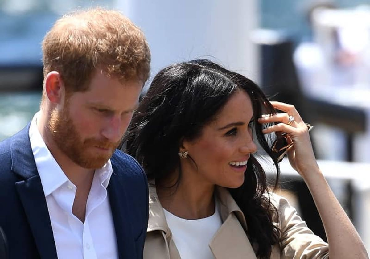 Prince Harry 'worried about history repeating itself'