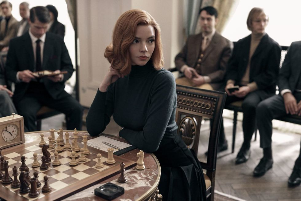 'The Queen's Gambit' effect: Chess is enjoying a moment