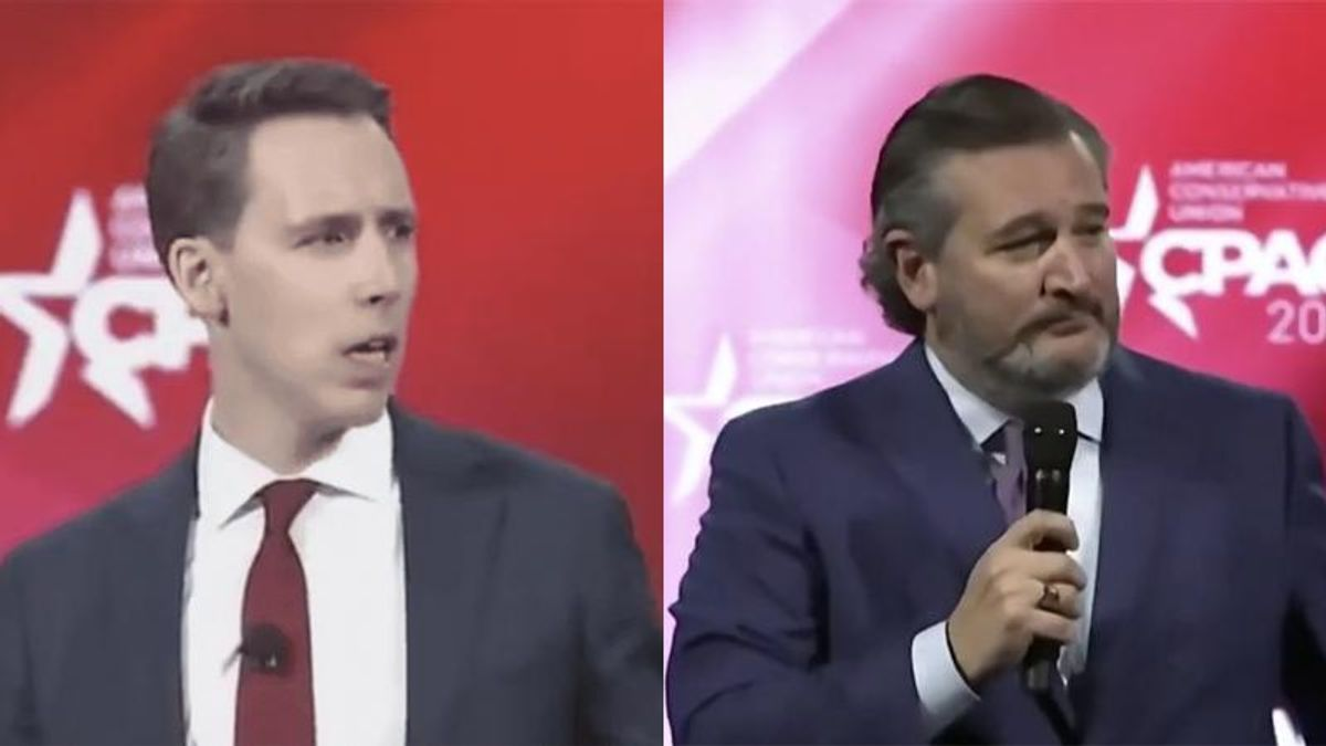 Morning Joe nails 'Ivy League brats' Cruz and Hawley for their 'man of the people' act at CPAC