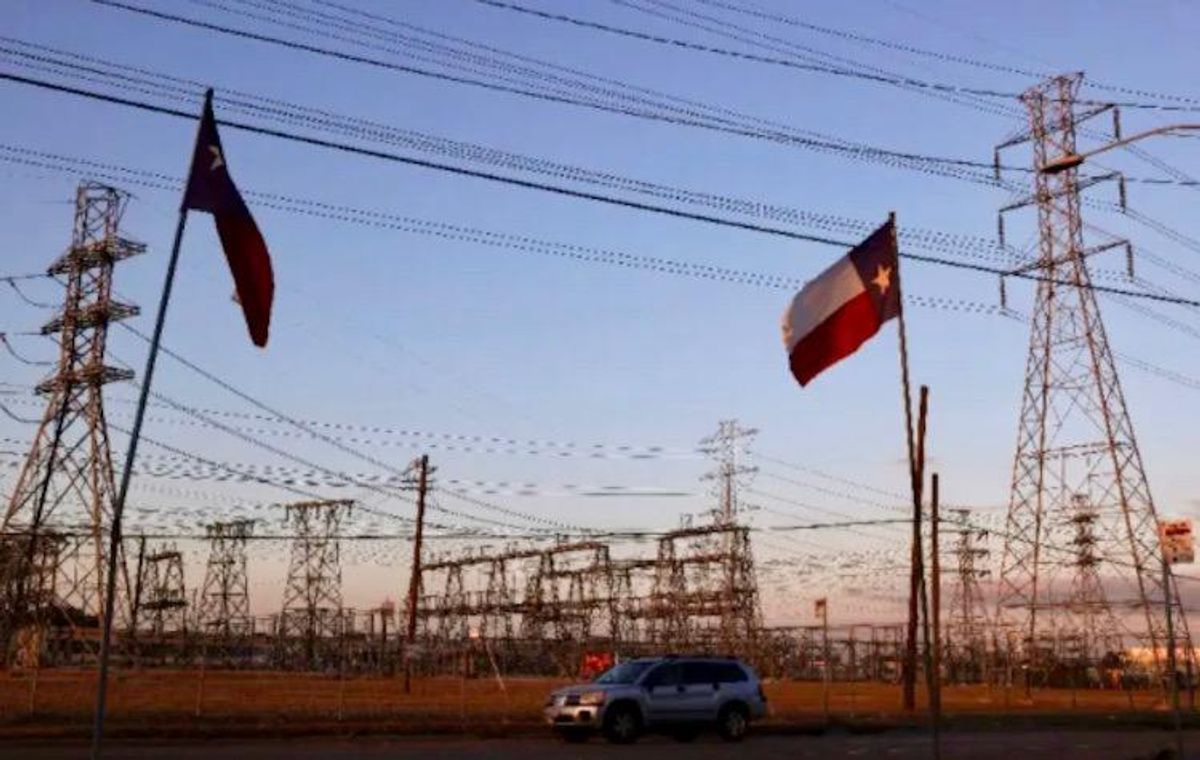 Texas utility files for bankruptcy after $2.1 billion power bill