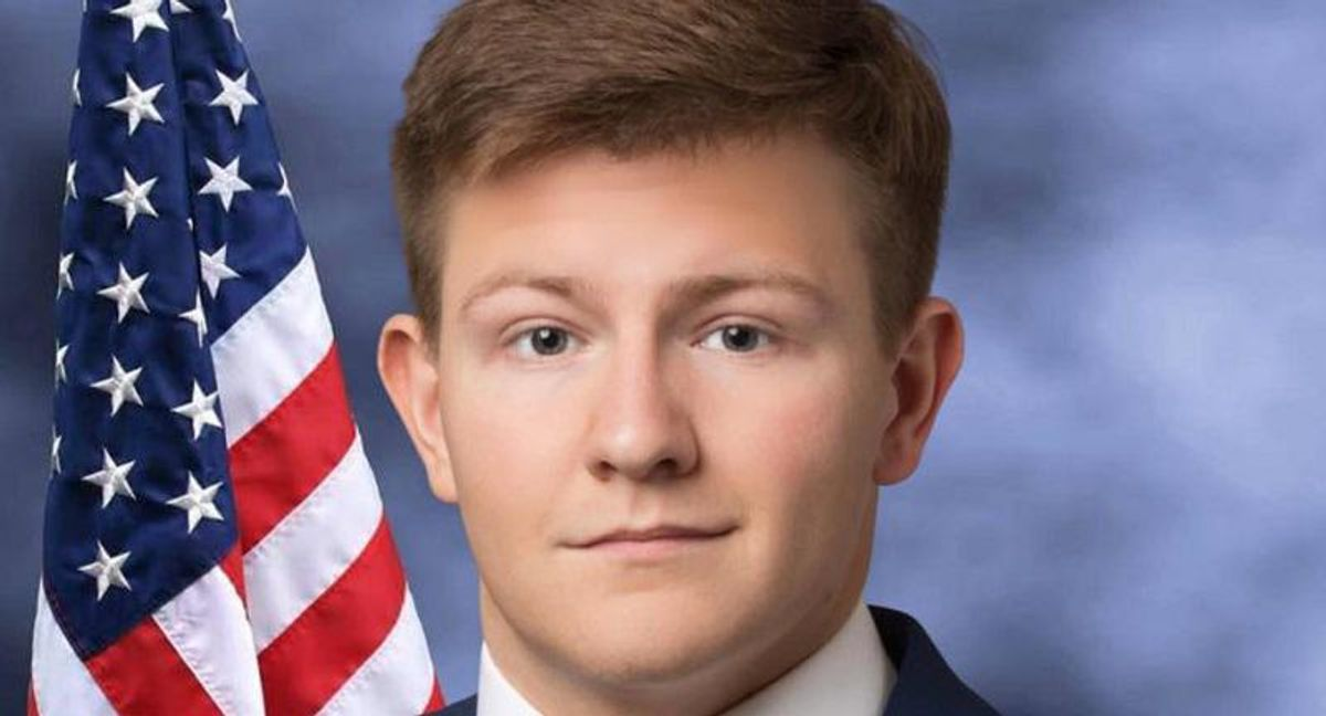 20-year-old MAGA lawmaker's anti-Antifa bill went down in flames after he got 'out of control' during meeting