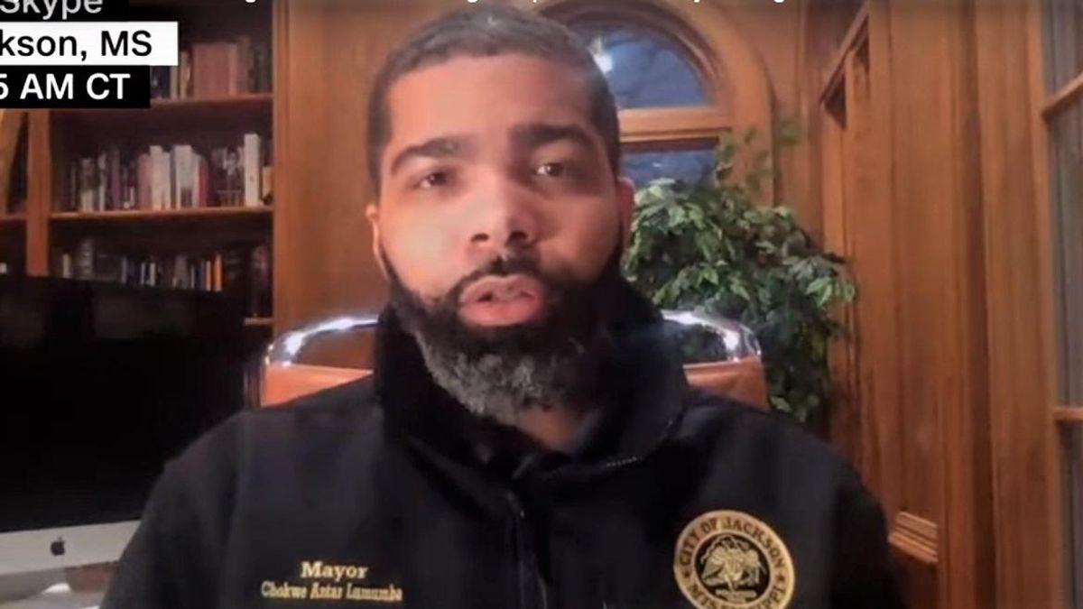 'Sabotage': Mississippi mayor slams his state's GOP governor for lifting mask mandate