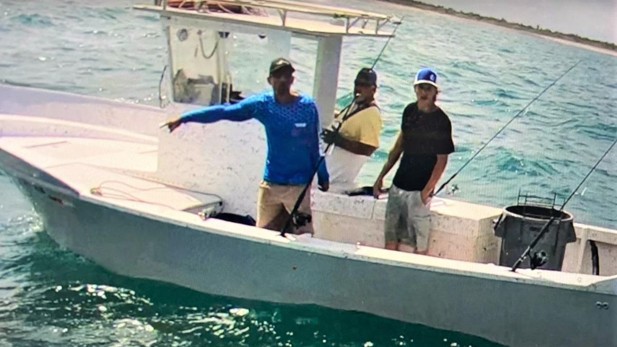 Boaters caught on camera yelling the N-word while harassing Black fisherman