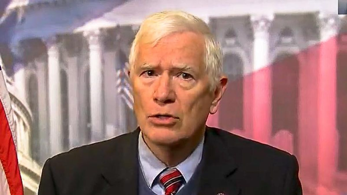 Eric Swalwell forced to hire private investigators because Rep. Mo Brooks is so scared of his subpoena