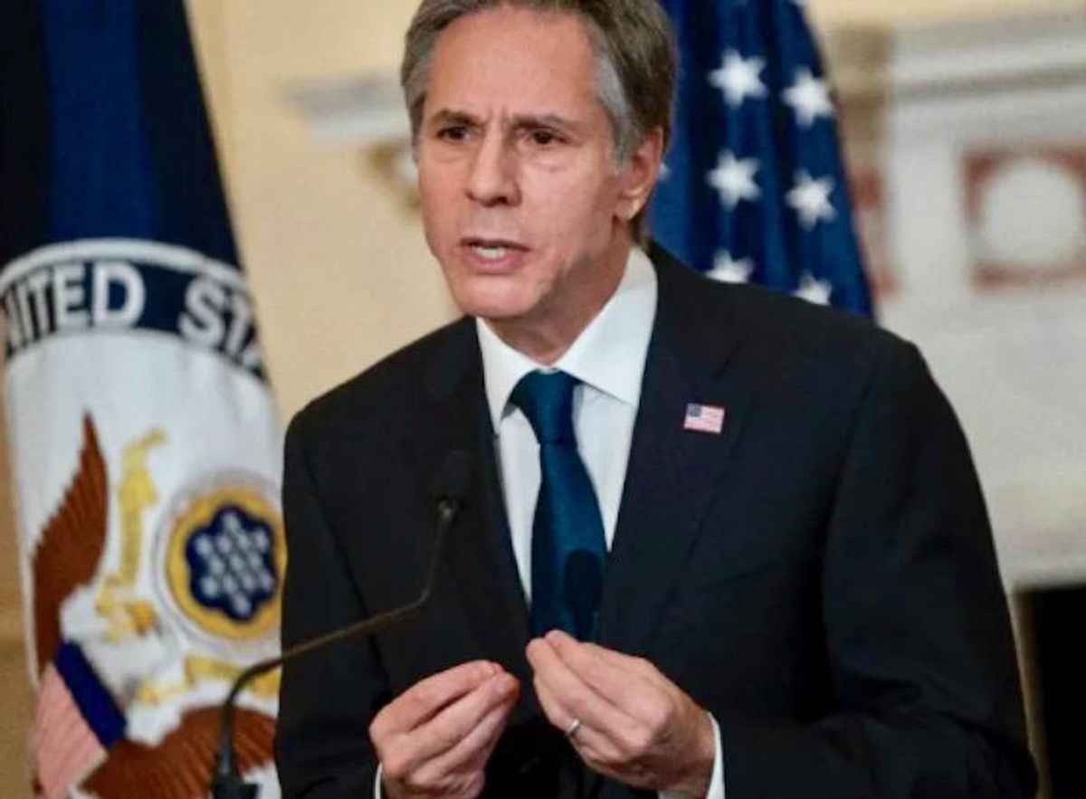 Secretary of State Blinken calls China biggest 'test,' vows US strength
