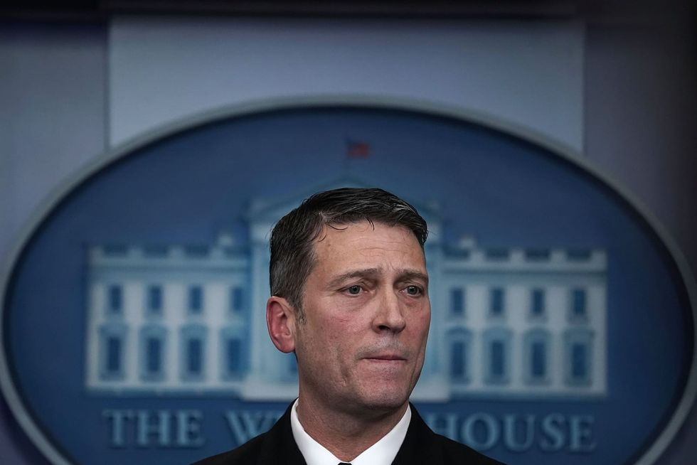 Shocking IG report details ex-White House doctor Ronny Jackson's inappropriate behavior