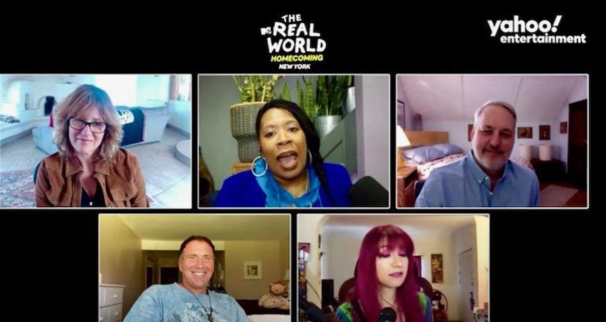 Reality TV pioneer 'The Real World' reunites original cast