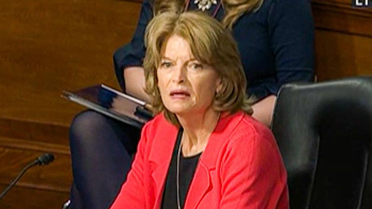 GOP's Murkowski announces she will vote yes on Deb Haaland as first Native American Interior secretary