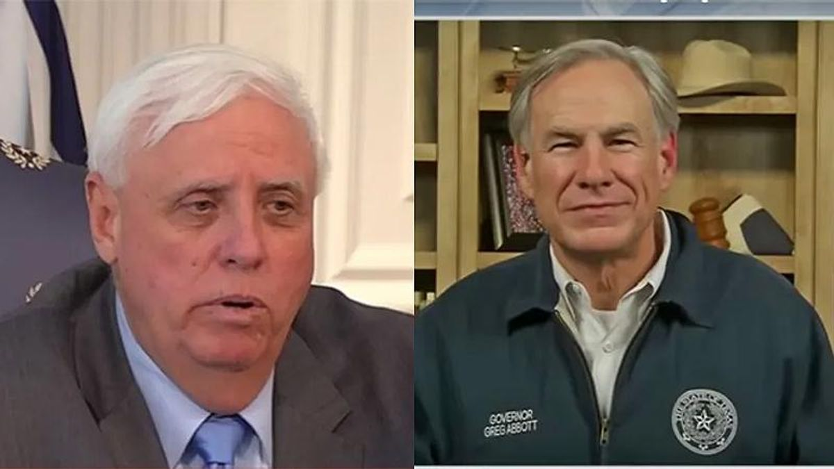 West Virginia Republican levels Texas Gov. Abbott for acting 'macho' and dumping mask mandate