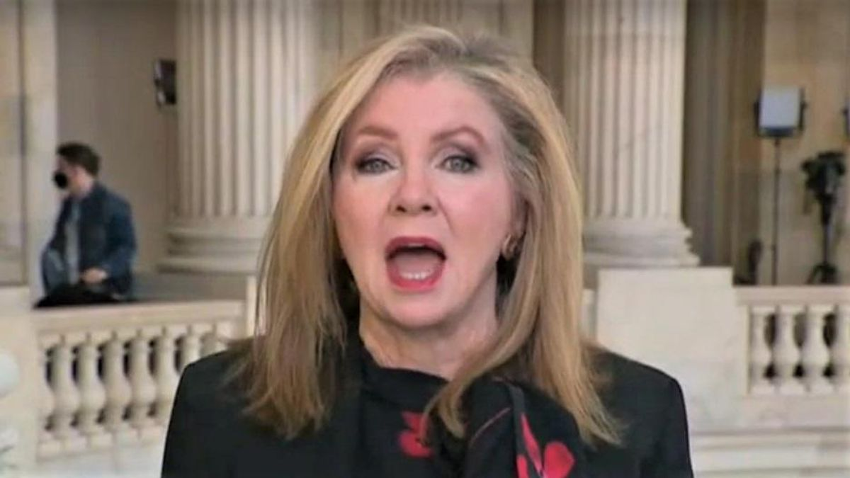 GOP's Marsha Blackburn heaps praise on Neanderthals after Biden comments: 'They're protectors of their family!'