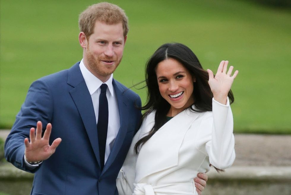 Harry and Meghan hunker down as Hollywood life stays on hold