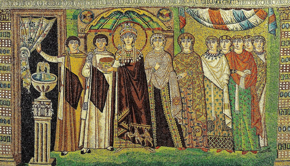 White supremacists and QAnon enthusiasts are very obsessed – but also very wrong – about the Byzantine Empire