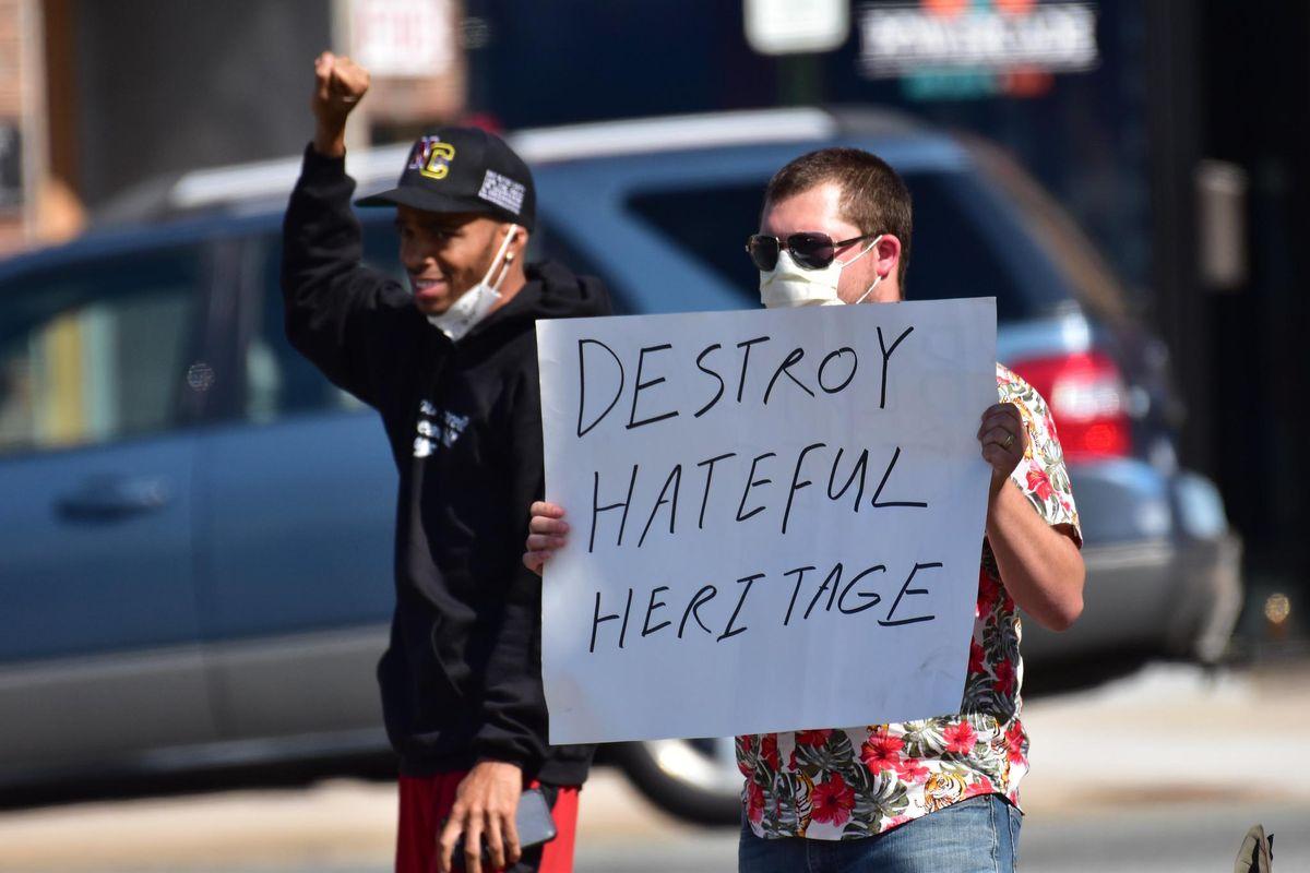 Prosecutor slammed for bringing case against North Carolina man who defied unconstitutional protest ban